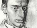 Николай Эрнестович Радлов. Портрет работы А. Е. Яковлева (1912 год)