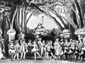 Сцена из балета «Спящая красавица» П.И. Чайковского. Балетм. М.И. Петипа. Петербург. 1890