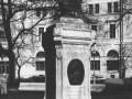 Памятник М. В. Ломоносову на площади Ломоносова