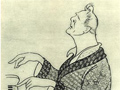 Фёдор Иванович Шаляпин рисунок Дени