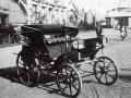 Первый русский автомобиль построеный Яковлевым Е. А. и Фрезе П. А. в мае 1896г. в Санкт-Петербурге
