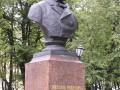 Памятник М. И. Глинке в Александровском саду
