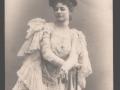 Одна из финалисток конкурса красоты 1901 года, Л. Яворская