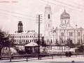 Собор Архангела Михаила на Дворцовом проспекте. Фото 1910-х годов
