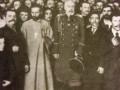 Г. Гапон и И. А. Фуллон среди рабочих