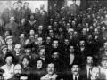 Первое заседание Петроградского совета рабочих и солдатских депутатов, март 1917