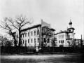Здание Ортопедического клинического института. Фото 1907