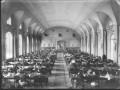 Большой зал Императорской публичной библиотеки. Фото 1905