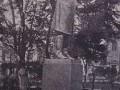 Памятник С. П. Боткину у  Военно-медицинской академии