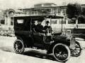 Один из первых автомобилей в Петербурге