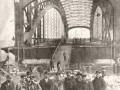 Начато строительство моста Петра Великого