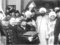 Церемония закладки соборной мечети