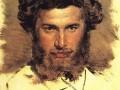 Архип Иванович Куинджи. Портрет работы Васнецова, 1869