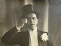 Савояровъ М. Н.(Соловьёв — русский (в меньшей степени советский) автор-куплетист, композитор, поэт, мим-эксцентрик) — почтовая открытка 1912 года