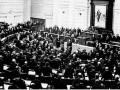 Заседание IV Государственной думы в Таврическом дворце. 1912 год