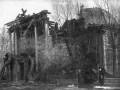 Свято-Троицкий собор после пожара 1913 г. Вид храма с юго-западной стороны.