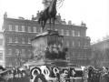 Открытие памятника великому князю Николаю Николаевичу. Фото 1914 года
