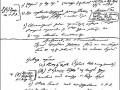 Первоначальный набросок тезисов, начало рукописи