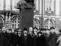 Памятник Генриху Гейне (1918 год, скульптор В. А. Синайский)