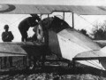 «Лебедь»-VII, одностоечный биплан, копия английского самолета «Сопвич Таблоид» образца 1913 г