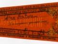 Ярлык (сигнатура) на лекарство. Аптека Ивана Лукича Стоцкого на Загородном проспекте Санкт-Петербурга