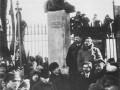 Открыт памятник Дж. Гарибальди