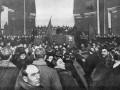 Траурное заседание Петросовета. Фото 25 января 1924