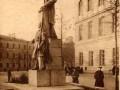 Памятник Плеханову у Технологического института