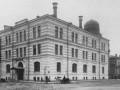 Дом Хоральной синагоги. Фото 1910-х гг