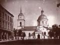 Покровская церковь в Большой Коломне, дореволюционный снимок.