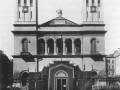 Бывшая лютеранская церковь св. Петра и Павла после закрытия. Конец 1930-х