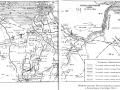 Оборонительные бои на ближних подступах к Ленинграду, карта боевых действий. Сентябрь 1941 года