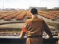 Гитлер выступает перед полками Вермахта (довоенный снимок).
