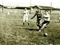 На стадионе «Динамо» в осаждённом Ленинграде прошёл футбольный матч