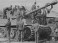 Немецкий танк «Тигр» перед первым боем