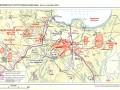 Карта: Синявинская наступательная операция август-сентябрь 1942 года