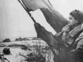 Красное знамя над Красным Селом. Воронья гора, январь 1944 года