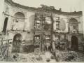 Руины Павловского дворца, январь 1944 года