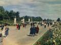 Московский парк победы. Открытка конца 50-х годов