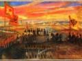 Эскиз декораций к опере С. С. Прокофьева «Война и мир». 1946.