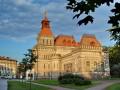 После войны открылся музей А. В. Суворова