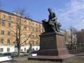 Памятник Н. А. Римскому-Корсакову на Театральной площади, работы В. Я. Боголюбова