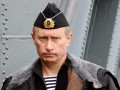 Родился Владимир Путин