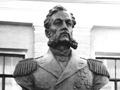 Памятник А.Ф. Можайскому. 1958. Скульптор Г.А. Черниенко