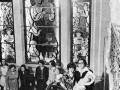 Во Дворце новорожденных «Малютка» в Ленинграде. Фотография 1979 г.