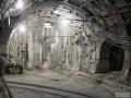 Бетонная пробка в тоннеле метро