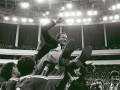 Павел Садырин. «Зенит» — чемпион. 21 ноября 1984года. Фото Павла Маркина