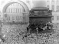 Митинг на Дворцовой в поддержку демократических преобразований