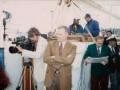 Александр Собчак, губернатор Петербурга на открытии игр Доброй воли. Узнаёте человека в зелёном пиджаке? :)