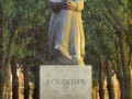Памятник Ф.М.Достоевскому на Большой Московской